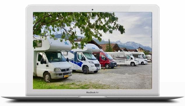 Camping-Fahrzeuge